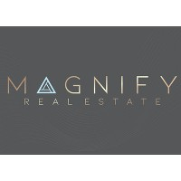 Magnify Real Estate Company Logo